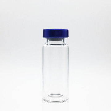 10ml Sterile Serum Vials Blue Cap
