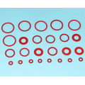 Red Paper Shims Hard Insulating Washer