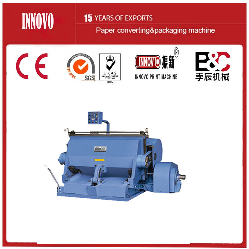 hot-sale Creasing and die cutting machine