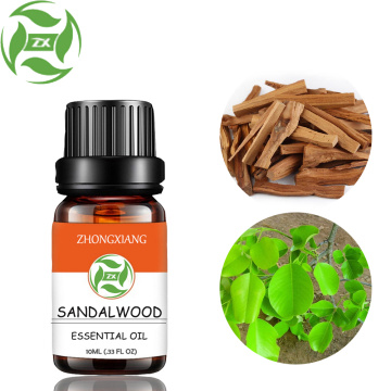100% pure natural sandalwood oil for aromatherapy perfume