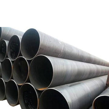 Api 5l X60 Lsaw Grooved Ends Welded Carbon Steel Pipe