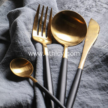 Royal Stainless Steel Spoon Fork Knife Flatware Sets