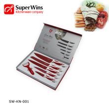 Premium Stainless Steel Knives Culinary Knife Set
