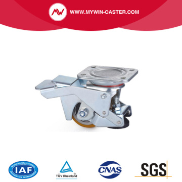PU Auto Adjustable Caster