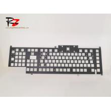 China New Product for Industrial Parts Die Casting OEM Precision Semi-Solid Die Casting Keyboard for PC supply to Japan Importers