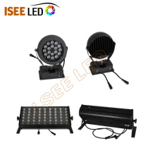 DC Power DMX512 Outdoor LED Flood Light