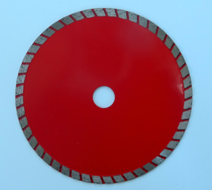 Sinter hot-pressed granite blade-3