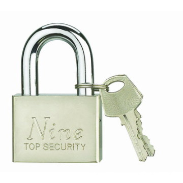 OEM Supply for Security Iron Padlock Square Pins Iron Padlock 50mm supply to Croatia (local name: Hrvatska) Suppliers
