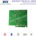Double sided PCB ENIG Green