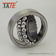 Good Quality for Conveyor Drum Pulley Bearing Self aligning Ball Bearing 1308 For Conveyor Pulley supply to Equatorial Guinea Factories