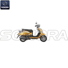 Benzhou YY125T-19D YY150T-19D Body Kit Complete Scooter Engine Parts Original Spare Parts