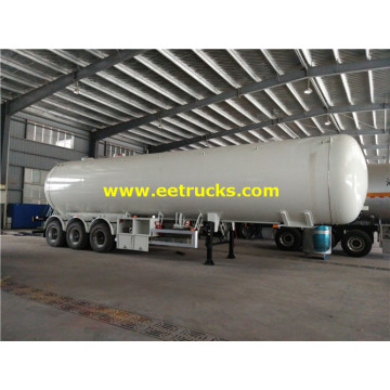 56m3 LPG Gas Transport Tanker Semi-trailers