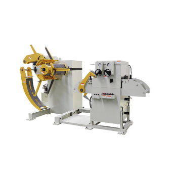 Supply for for Hydraulic Uncoiling Straightening Feeding Machine Compact Decoiler Cum Straightener supply to Palau Supplier
