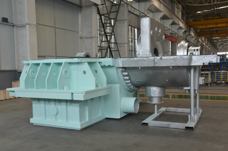 Turbine in Thermal Power Plant QNP