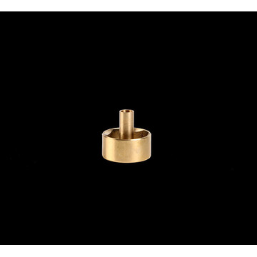 A Brass Faucet fitting Bodys Inlet Connector