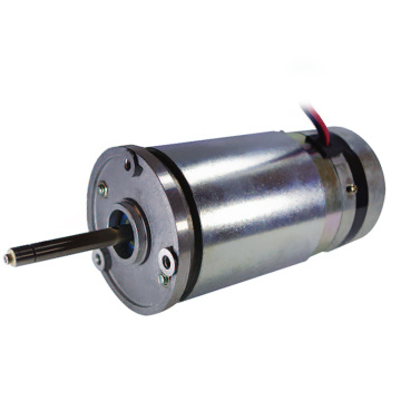 FP-611-D-CF Carbon Brush Motor - MAINTEX