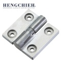 Dobradiças ZDC Matt Chrome-Plating Damper