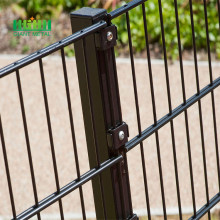 Professional double wire mesh fence