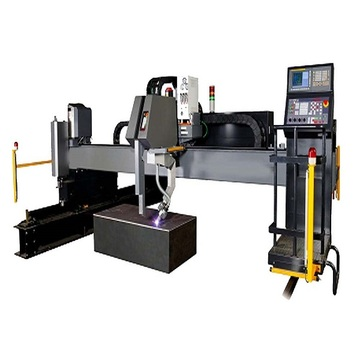 Gantry Cutting Machine for Intersecting Lines