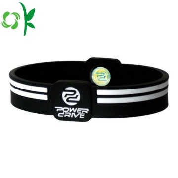 New Fashion Mosquito Repellent Energy Silicone Bracelet