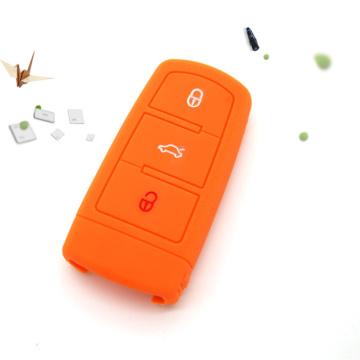 Classic Volkswagen cc silicone key cover