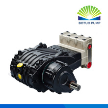 Good Quality for Waterblast Triplex Plunger Pump Sewage Cleaning Jetting Pump With Gearbox export to Zimbabwe Supplier