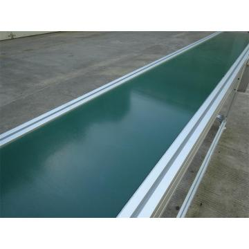 Customized Size Adjustable Height PVC Belt Conveyor