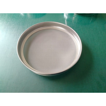 short 25 mm height sieve for special use