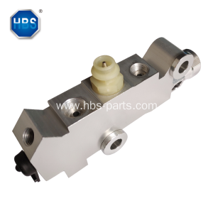 Aluminum Dual Function Brake Proportioning Valve For GM
