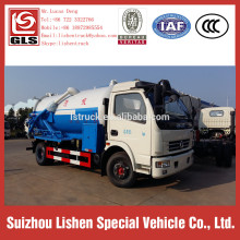 DFAC Sewer Suction Truck 4*2 Vacuum Fecal Truck