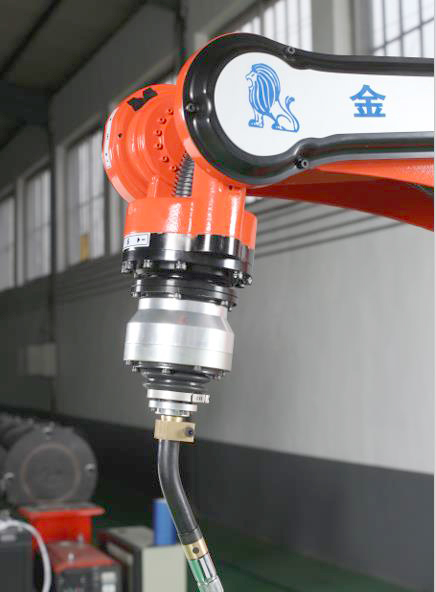 Industrial Robotic Arm for Painting