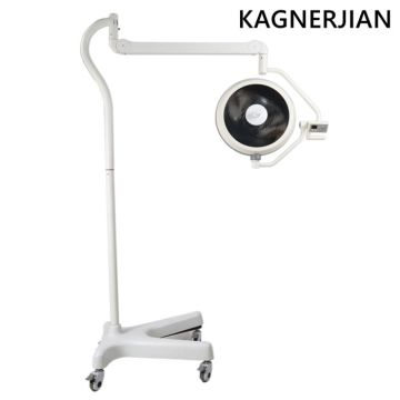 LED mobile ceiling led surgical shadowless examination lamp