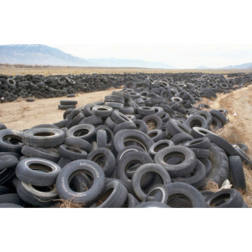 used scrap tires pyrolysis to oil  machine