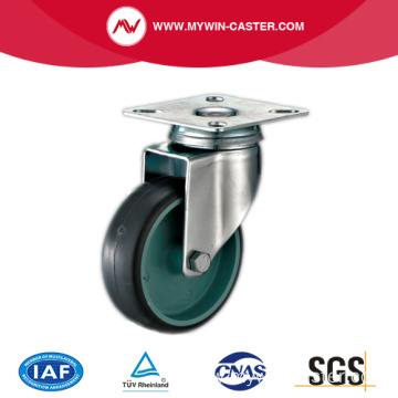 Light Duty Tpr Plate Swivel Commercial Industrial Casters