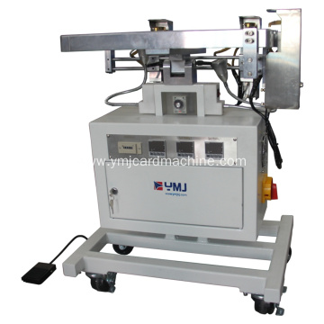 Smart Card Sheet Welding Equipment Manual