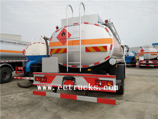 12000 Liters Fuel Delivery Trucks