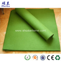 Green felt fabric for organizer bag