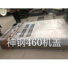 Engine Hood For Kobelco Excavator SK460