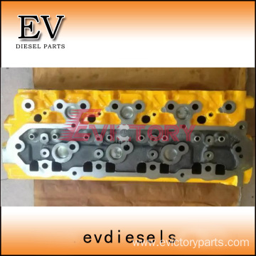 CATERPILLAR engine cylinder head S4K cylinder block