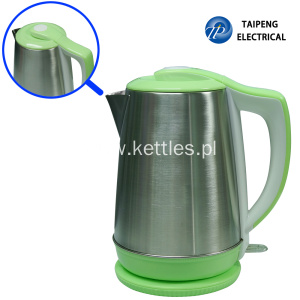 Best quality and factory for Auto Shut-Off Electric Kettle Stainless Steel 304 Water Boiler supply to Vanuatu Manufacturers