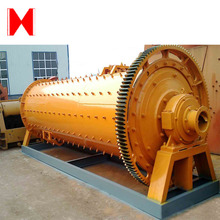 Gold Grinding Ball Mill Ore Ball Milling Machine