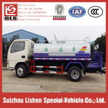 Dongfeng DFAC Tanker 4000L Water Truck 120hp
