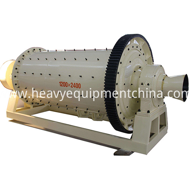 Ball Mill For Gold