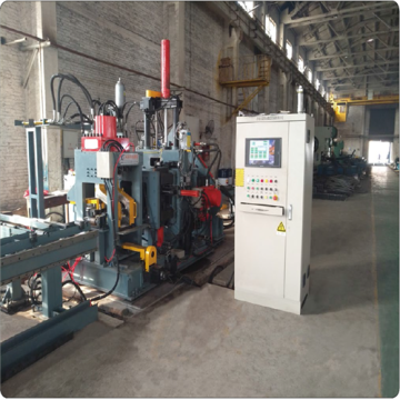 Punching Machine for The Transmission Tower Fabricating
