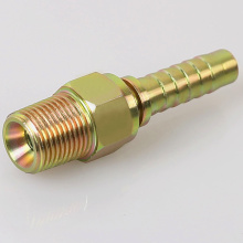 Straight BSP male 60°cone seat hydraulic fitting
