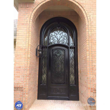 Luxury Iron Entrance Doors