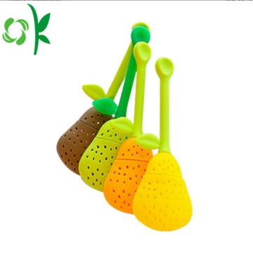 Tea Infuser Silicone Tea Filter Mug