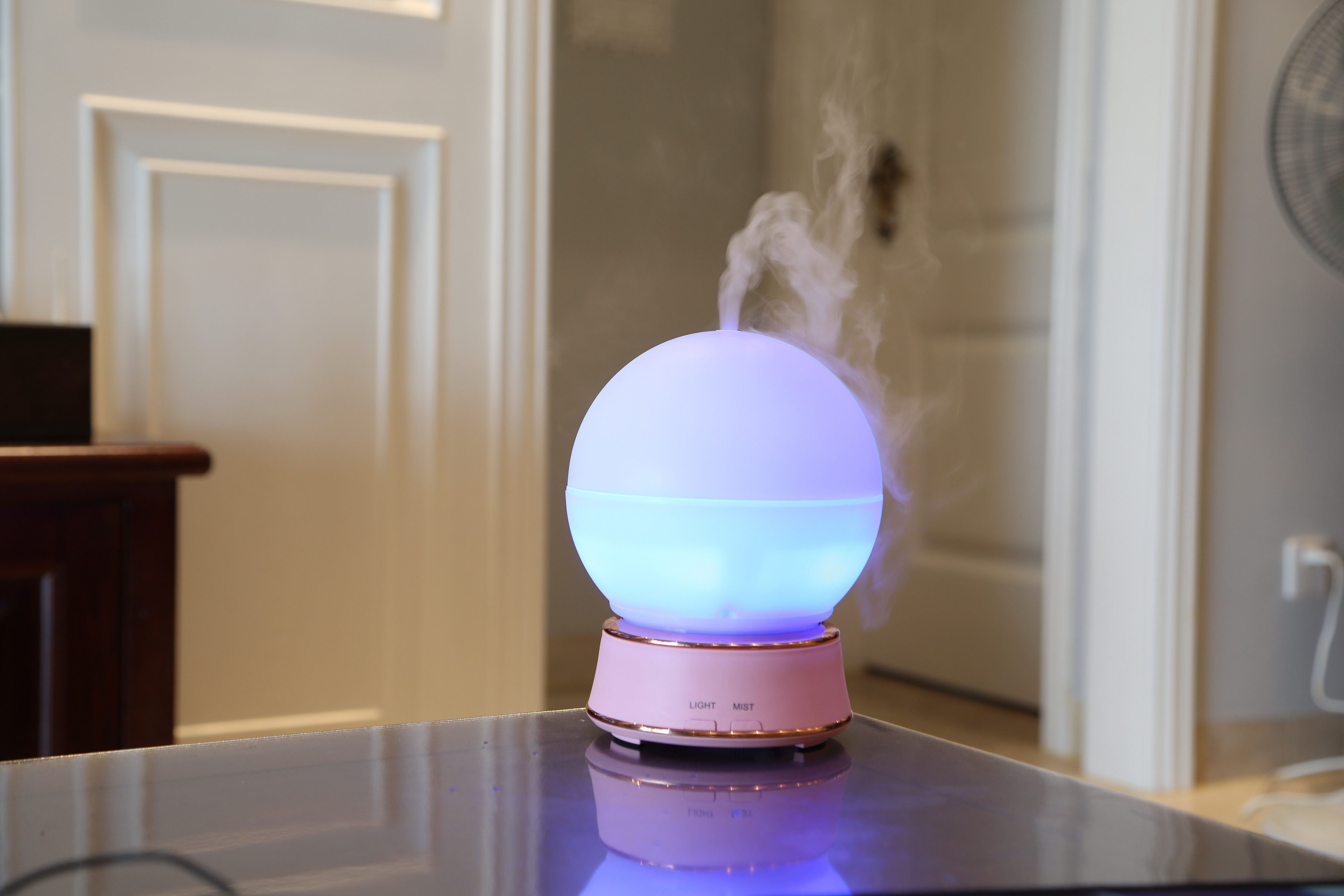 App cotrol wifi Diffuser for Essential Oils