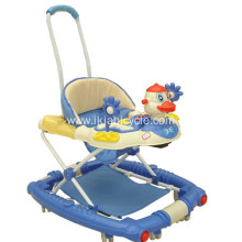 Baby Walker with Handle and Music
