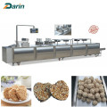 cereal bar horizontal flow pack packing machine